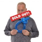 John Archer – Comedy Magic and a bit of ukulele - SOLD OUT