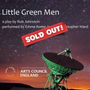 Little Green Men - SOLD OUT