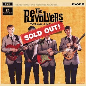 The Revolvers - Sounds of the 60s evening - SOLD OUT