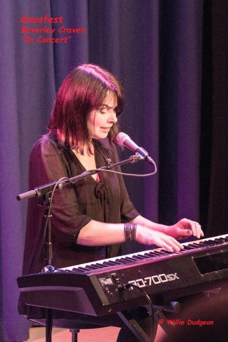 Beverley Craven in Concert
