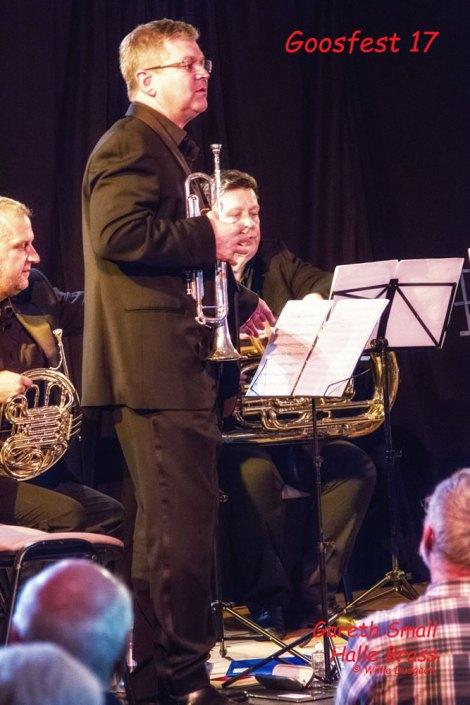 Gareth Small Halle Brass