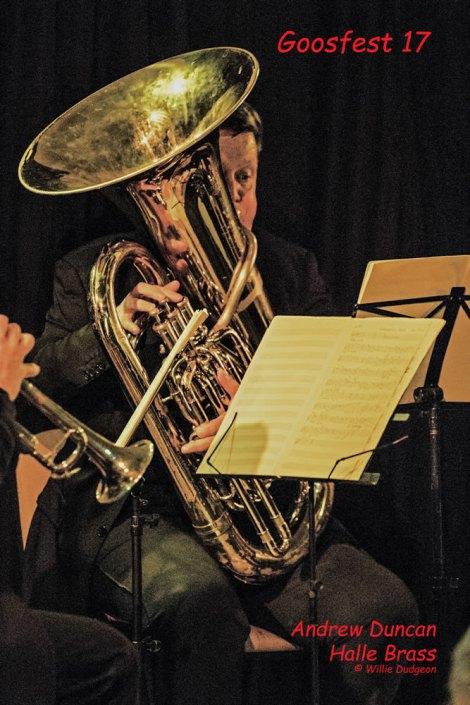 Andrew Duncan Halle Brass