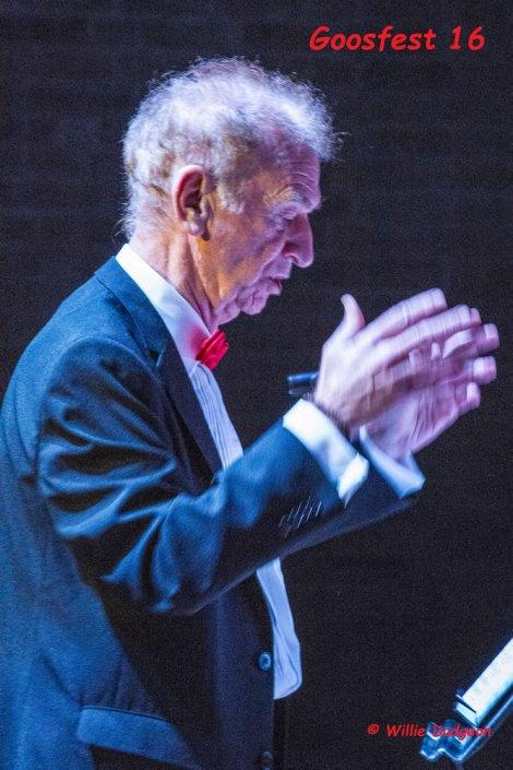 Fron Conductor Owen Maelor Roberts