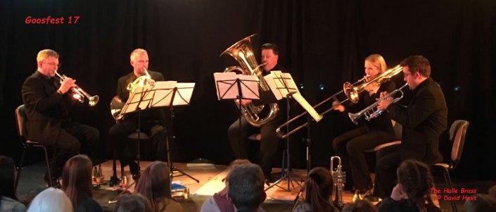 Halle Brass