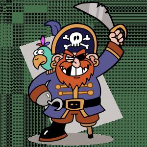 Pirates at Goosfest