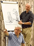 Ian McMillan & Tony Husband