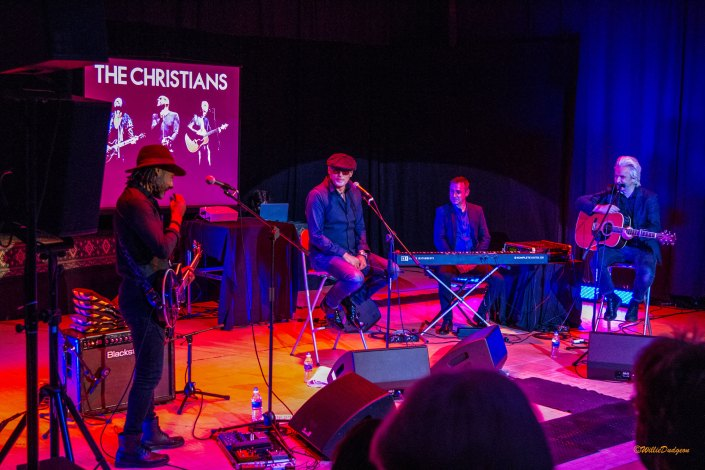 The Christians @ Goosfest 2018 in Concert
